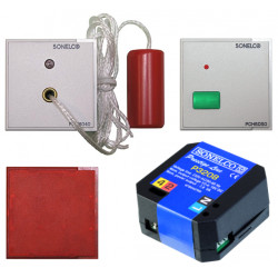 KIT PH6081 - Complete sound and light warning system